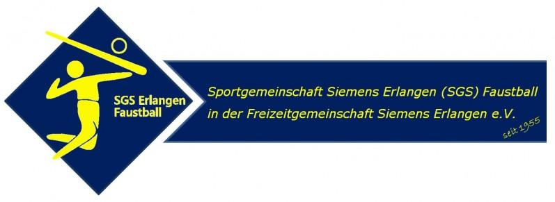 SGS Erlangen Faustball